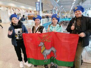 Юные инспекторы движения из МОУ Ишненская СОШ стали делегатами XVI Межгосударственного слета ЮИД
